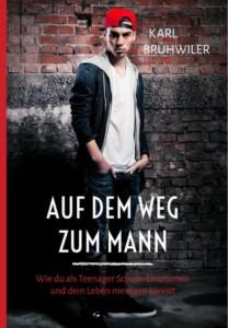 """Cover """"Auf dem Weg zum Mann"""""""